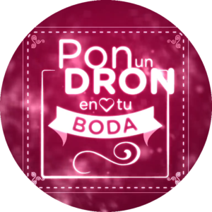 PON UN DRON EN TU BODA